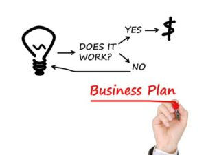 Online Business Simulation - Business planning