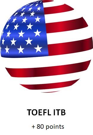 """TOEFL ITP®"" online exam preparation course"