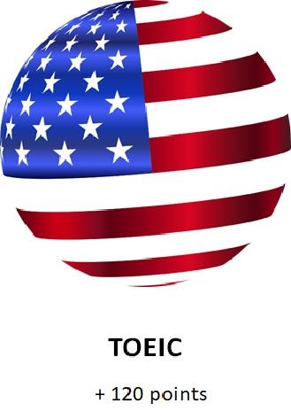 """TOEIC®"" online exam preparation course"